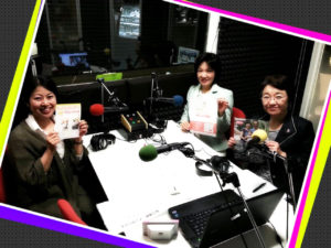 コミュニティFMでの共演をきっかけに助産師×ストレスケアカウンセラーの活動開始